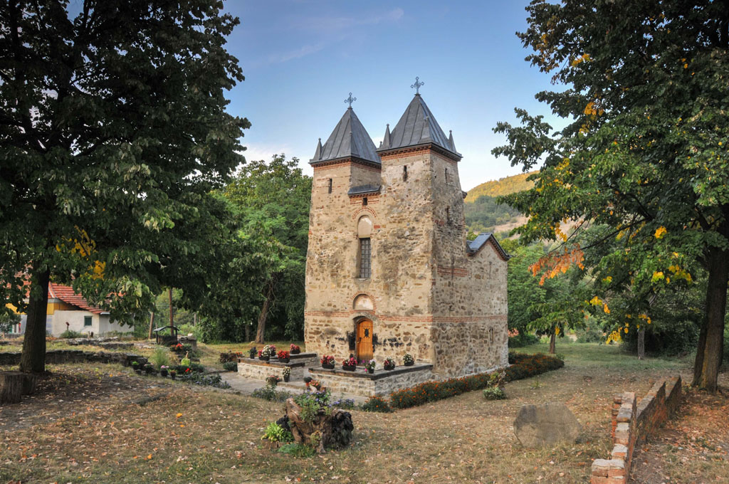The Church of the Blessed Virgin in Donja Kamenica