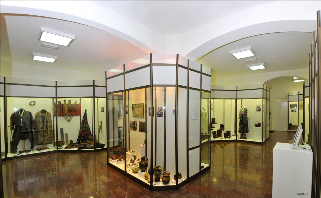 Ethnology collection